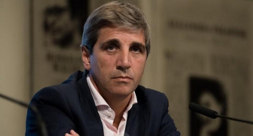 Luis Caputo reemplazará a Federico Sturzenegger como presidente del Banco Central