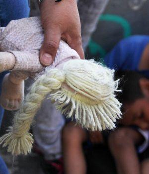 El dolor y el llanto de nenes inmigrantes encerrados en jaulas