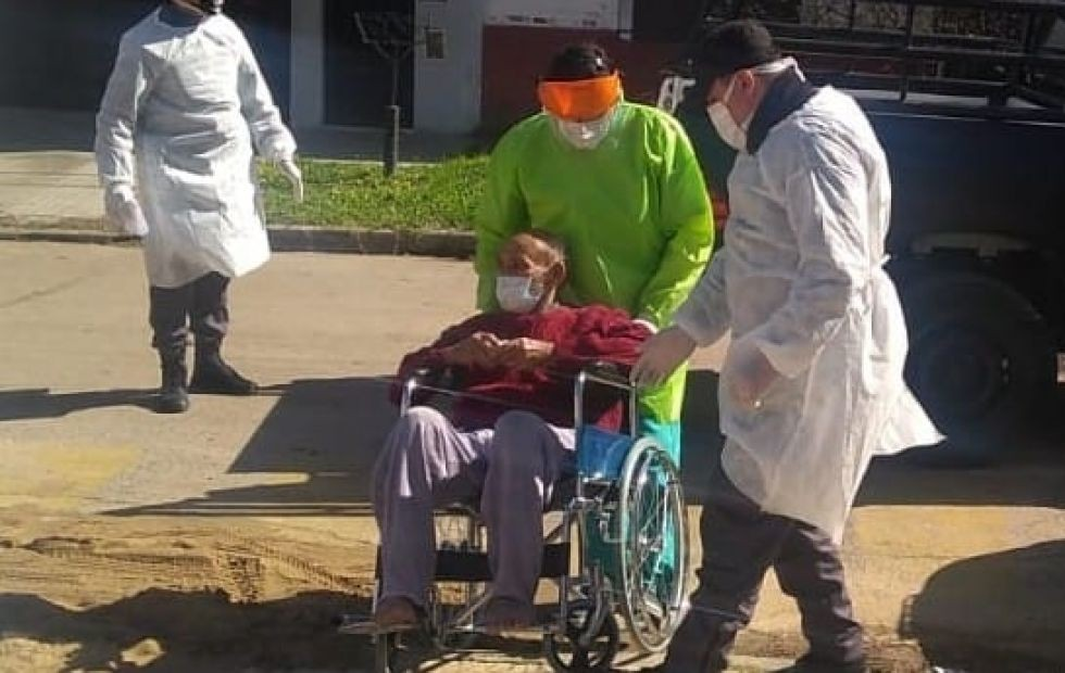 El aterrador antecedente del paciente que se recuperó de coronavirus en Corrientes