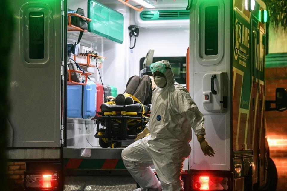 Coronavirus en Argentina: se confirmaron 774 casos nuevos y 16 muertes en las últimas 24 horas