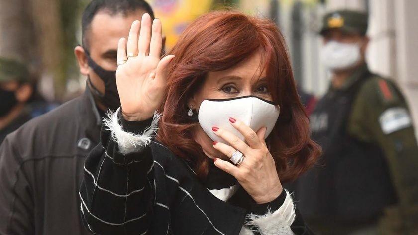 Cristina Kirchner fue notificada sobre el espionaje ilegal en su contra