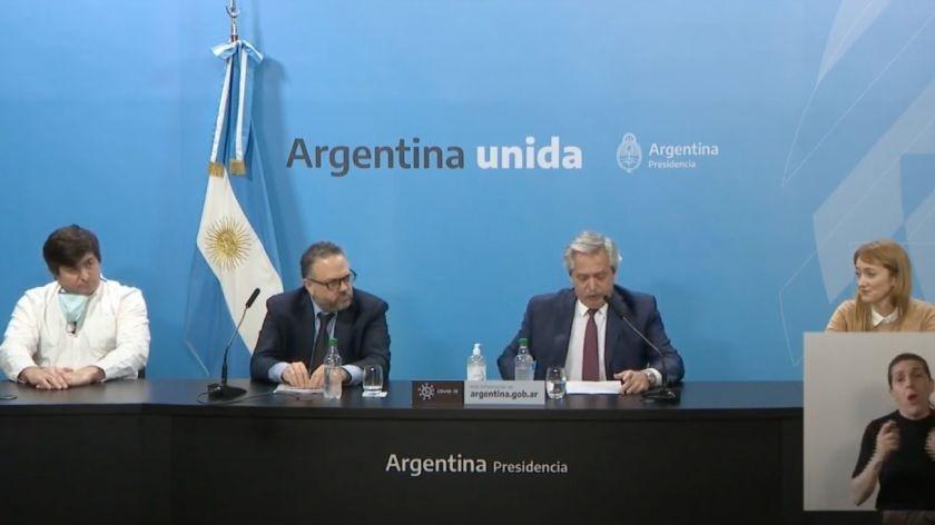 Alberto Fernández anunció la intervención de Vicentín y buscará la expropiación