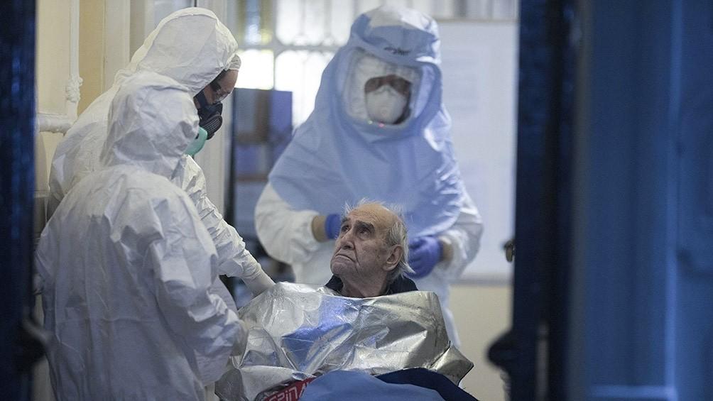 Coronavirus en la Argentina: se registraron 1.141 nuevos casos, la cifra más alta en un día