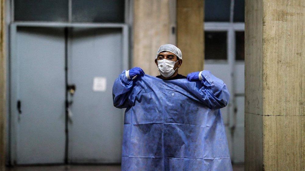 Coronavirus en la Argentina: se registraron 21 muertes y 1208 contagios en las últimas 24 horas