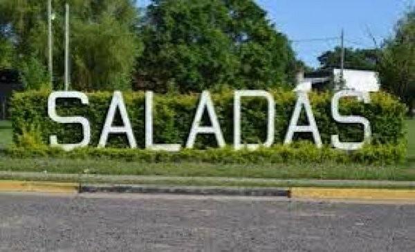 Coronavirus: confirman dos nuevos casos en Saladas y la cifra de la ciudad llega ocho