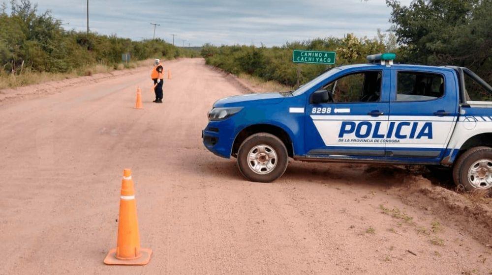Córdoba: 28 detenidos por romper la cuarentena para marcar ganado