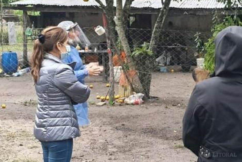 Alivio en 10 ciudades: dieron negativos los hisopados de 46 repatriados