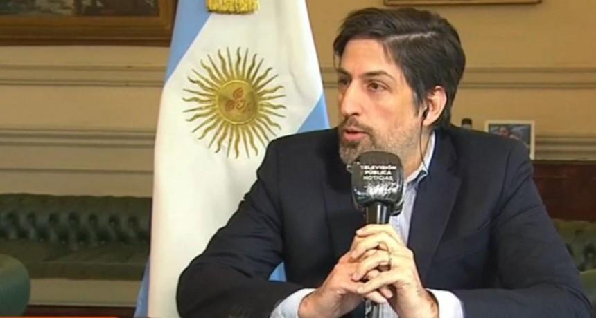 """Nicolás Trotta: """"En agosto podríamos volver a las aulas en las ciudades que están en fase 5"""""""