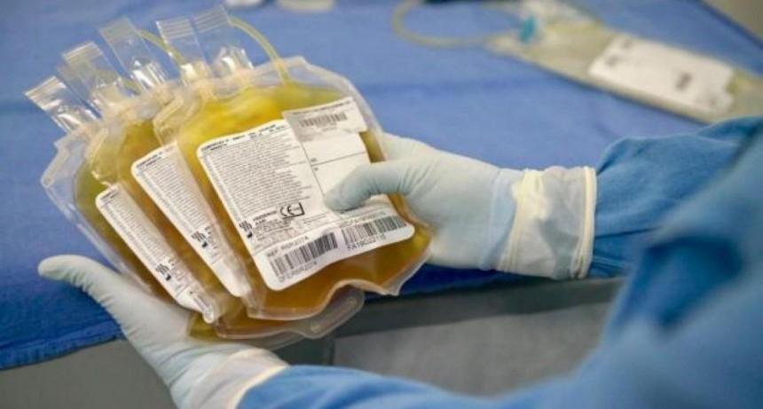 Corrientes enviará plasma a Formosa para pacientes con Covid