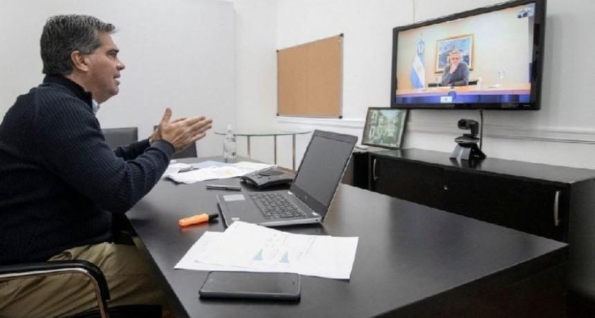 Se suspendió la visita de Alberto Fernández a la provincia de Chaco
