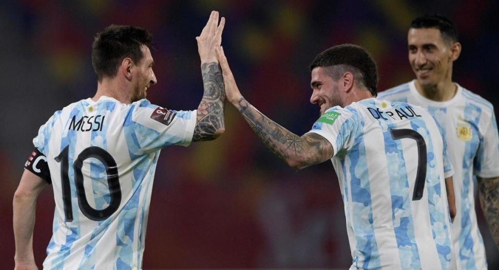 Qatar 2022: Argentina enfrentará a Colombia esta noche