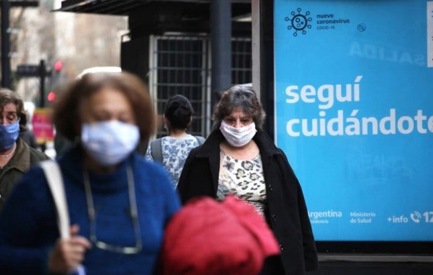 Coronavirus en Argentina: confirman 27.628 nuevos casos y 669 muertes