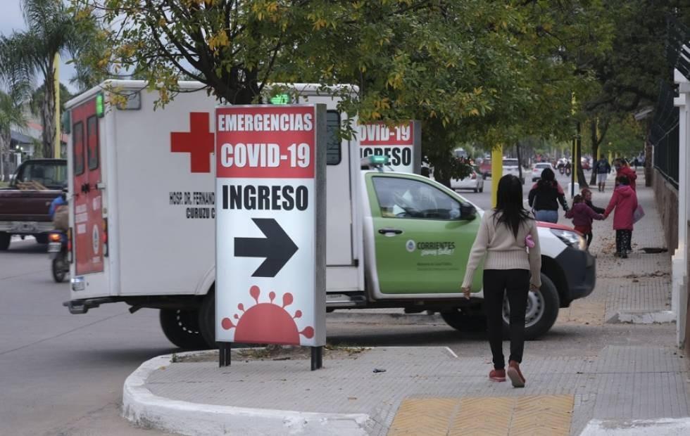 Coronavirus: En Corrientes, cinco fallecidos y 802 nuevos casos en las últimas 24 horas