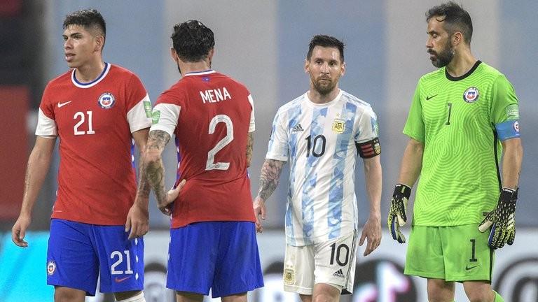 Copa América: Argentina se enfrenta a Chile en el clásico andino
