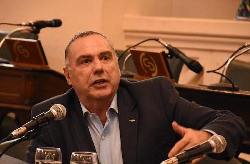 """Noel Breard: """"Vamos Corrientes sería la oxigenación de ECo, sin desplazamientos"""""""
