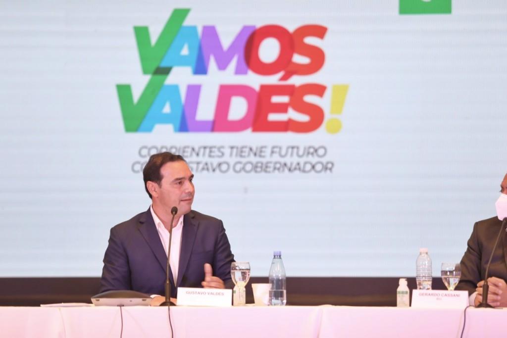"""""""Vamos Corrientes"""", un slogan de campaña y de nuevo ciclo en ECO"""