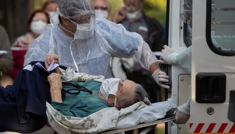 Argentina sumó 465 muertes por COVID-19 y ya pasó las 88 mil víctimas