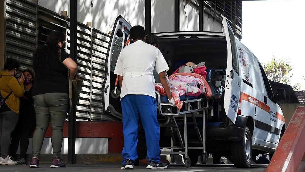 Murieron 495 personas y 15.631 fueron reportadas con coronavirus en el país