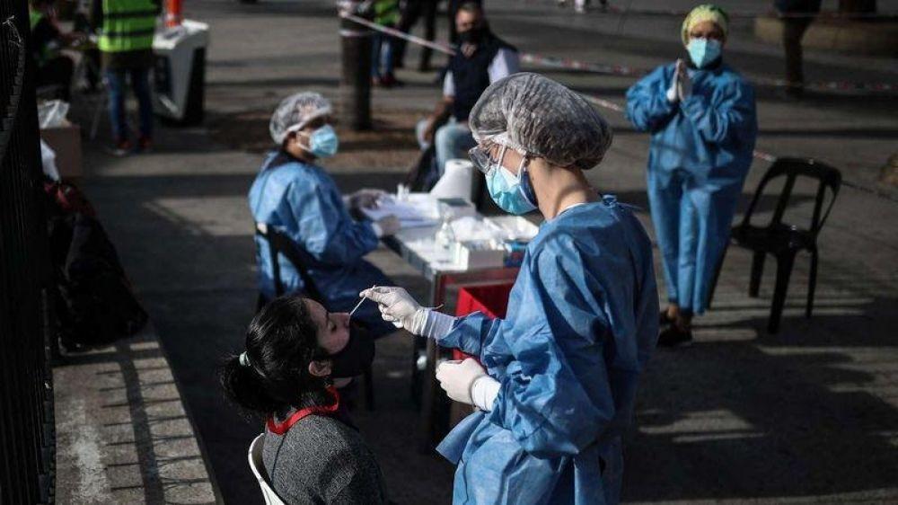 Argentina ya superó los 89.000 muertos por COVID-19 en total