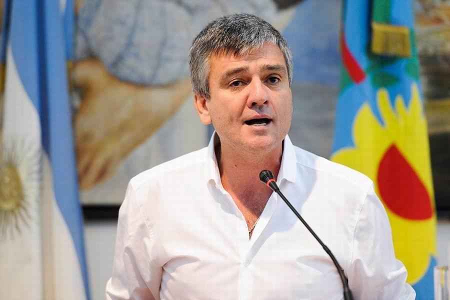 Zabaleta aseguró apoyo nacional al «profe» Bassi