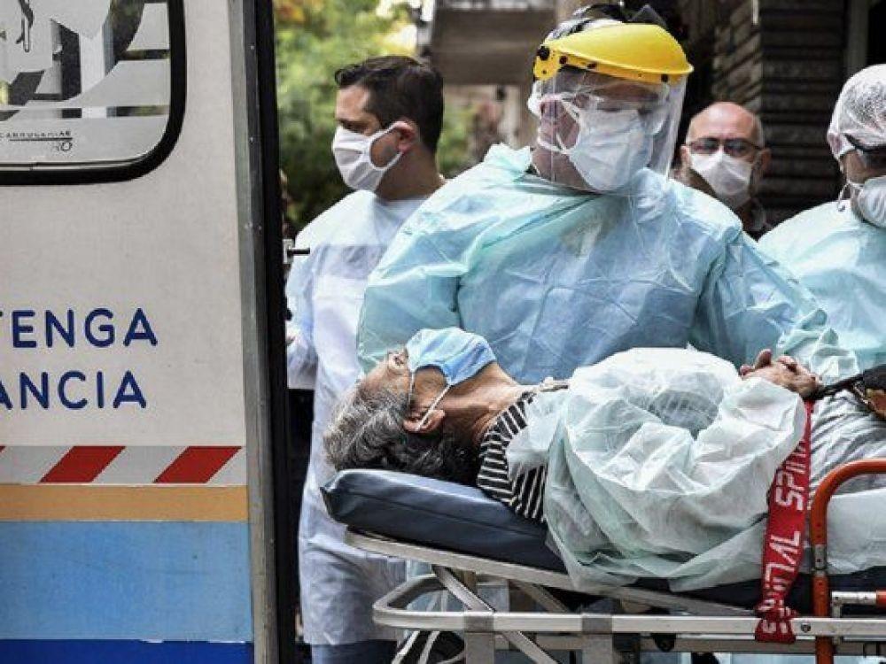 Covid en Argentina: 706 muertes y 27.319 casos positivos
