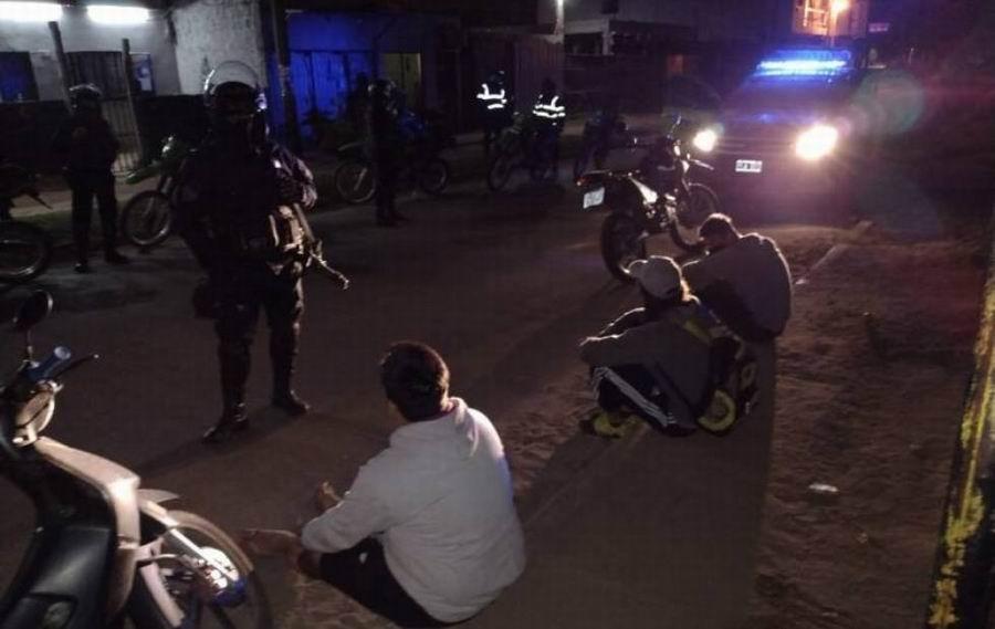 Positivos en las calles: la Policía advierte que cada vez son más