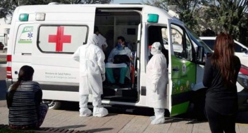 Detectaron 889 casos de COVID-19 en Corrientes: 398 en Capital