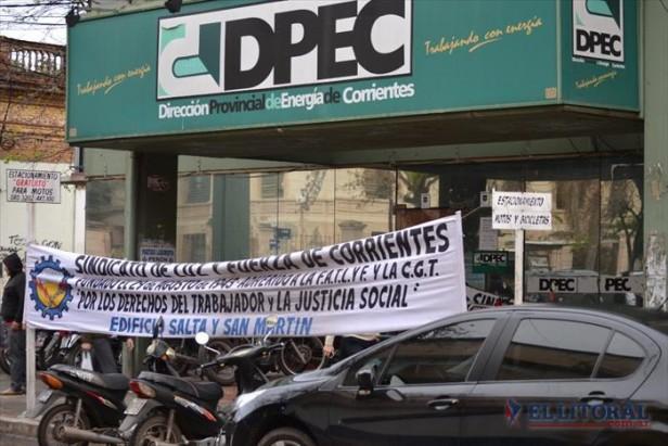 Tregua en la Dpec para iniciar campaña por el sindicato