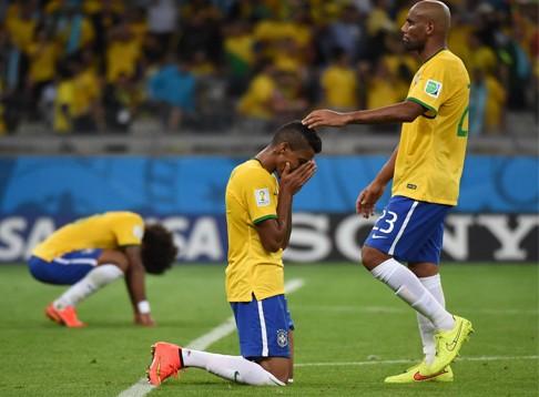 Alemania eliminó a Brasil de su Mundial con una paliza histórica: 7-1