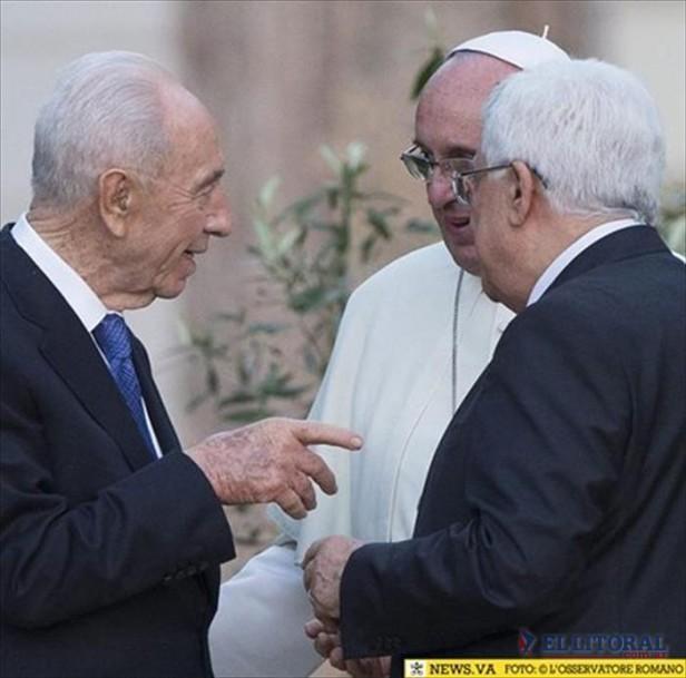 El Papa llamó a los Presidentes de Palestina e Israel: ¡Detengan las hostilidades!