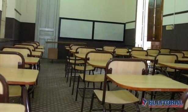 Analizan si el regreso a las aulas será con paro docente