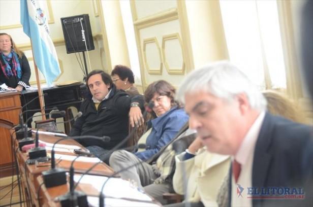 Concejo: quiebre del FPV y peleas con ECO condicionaron el debate