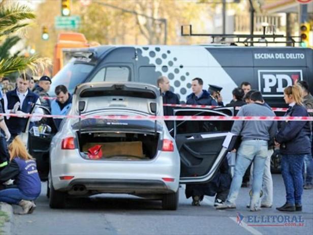 Ejecutan y roban a un empresario chaqueño en Rosario