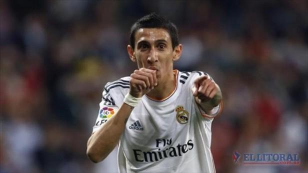 Di María, a un paso de abandonar el Real Madrid