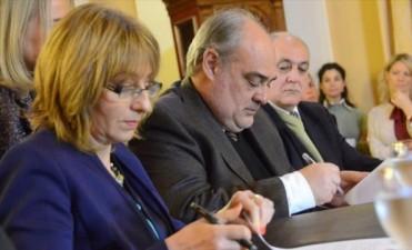Acuerdo con Nación para investigar delitos complejos