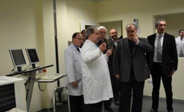 Cardiológico: habilitaron un renovado servicio y proyectan más ampliaciones