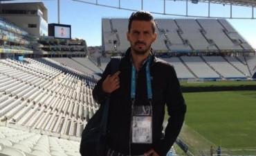 Falleció un periodista deportivo argentino que cubría el Mundial de Brasil