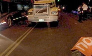 Murieron dos peregrinas al ser arrolladas por un camión en santuario del Gaucho Gil