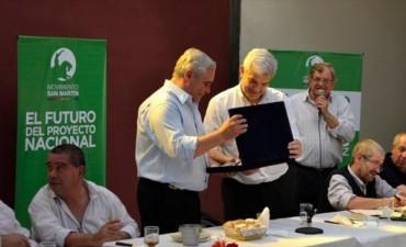 Domínguez llamó al FPV local a construir un proyecto para gobernar después de Cristina