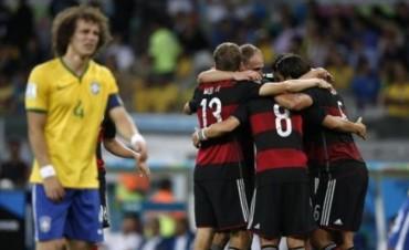 Ránking FIFA: Tras el 7-1 con Alemania, Brasil cayó al 7°puesto; Argentina ascendió al 2°