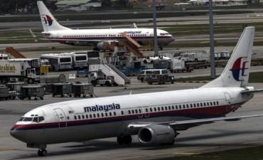 Un avión de Malaysia Airlines con 295 pasajeros se estrelló en Ucrania