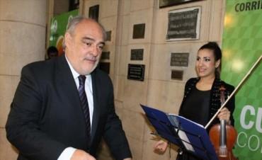Por deudas, Colombi espera llamado de Nación pero dilata una reunión con Ríos