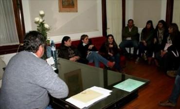 """Comerciantes se opusieron a la llegada de """"La Salada"""" y Cemborain les garantizó su apoyo"""