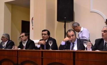 Polich deberá vincular servicios públicos con los intendentes y ya piensa en Ríos