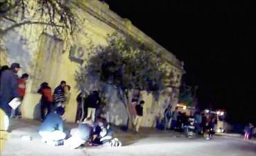 Goya: brutal pelea entre jóvenes culminó con varios heridos