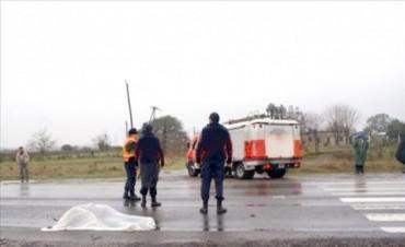 Murió un hombre al ser embestido por una camioneta en Curuzú Cuatiá