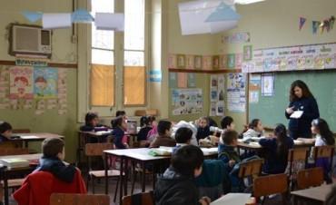 Para el inicio de clases se ejecutaron obras en unas 45 escuelas correntinas