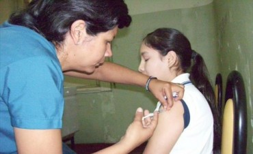 Gripe: instan a vacunar ante un caso fatal en zona limítrofe