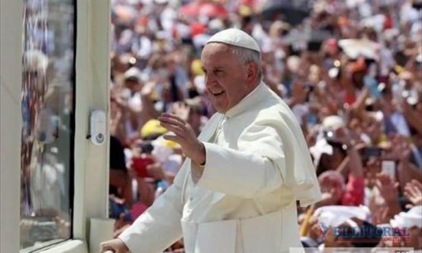 Por la visita del Papa, se activa el sistema de alerta en servicios de emergencias