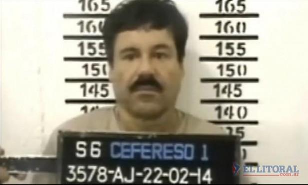 El líder narco